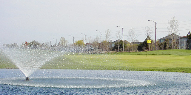 Oshawa Airport Golf Club