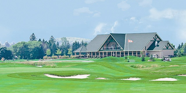 Baxter Creek Golf Club